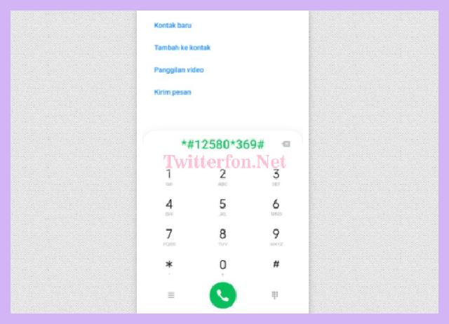 Cara Cek Garansi Samsung sein Via Kode Rahasia
