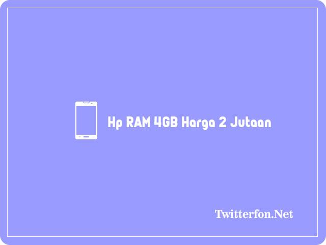 Hp RAM 4GB Harga 2 Jutaan
