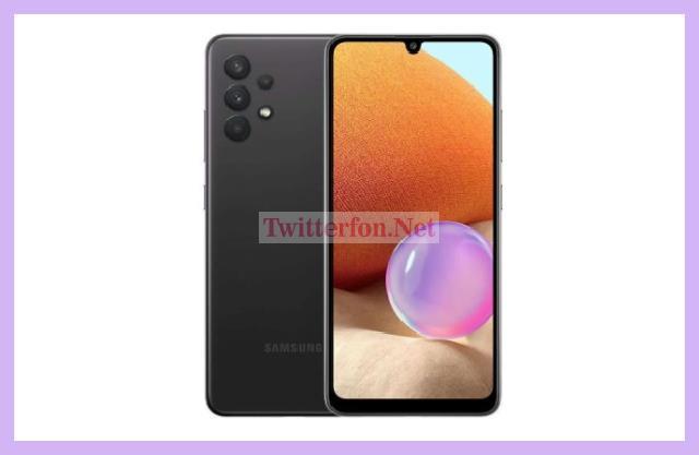Samsung Galaxy A32 - HP Samsung Yang Ada NFC