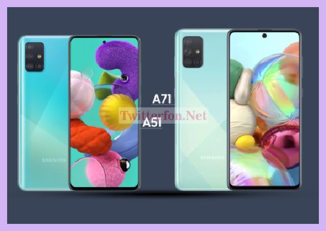 Perbedaan Samsung A51 Dan A71