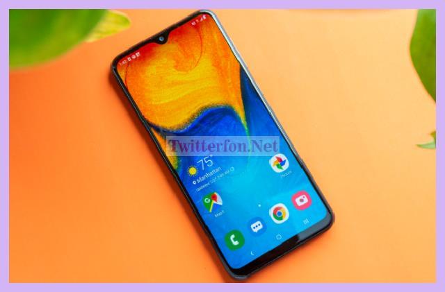 Spesifikasi Samsung A20s Dengan Layar Display V